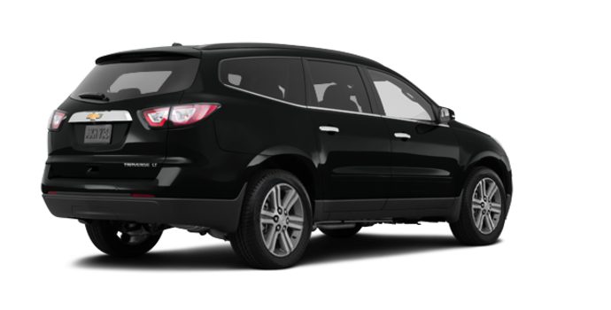 2016 Chevrolet Traverse 2LT | Photo 5 | Mosaic Black Metallic
