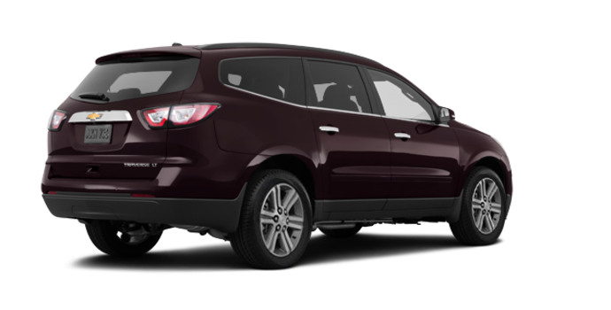 2016 Chevrolet Traverse 2LT | Photo 5 | Sable Metallic