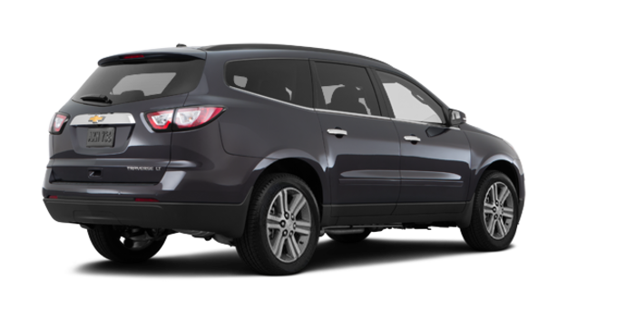 2016 Chevrolet Traverse 2LT | Photo 5 | Tungsten Metallic