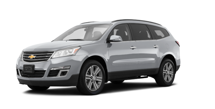 2016 Chevrolet Traverse 2LT | Photo 6 | Silver Ice Metallic
