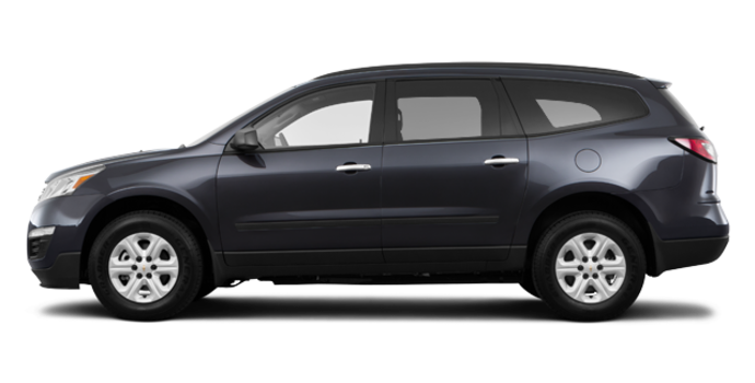 2016 Chevrolet Traverse LS | Photo 4 | Tungsten Metallic