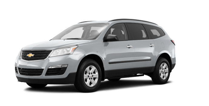 2016 Chevrolet Traverse LS | Photo 6 | Silver Ice Metallic