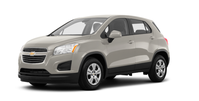 2016 Chevrolet Trax LS | Photo 6 | Champagne Silver Metallic