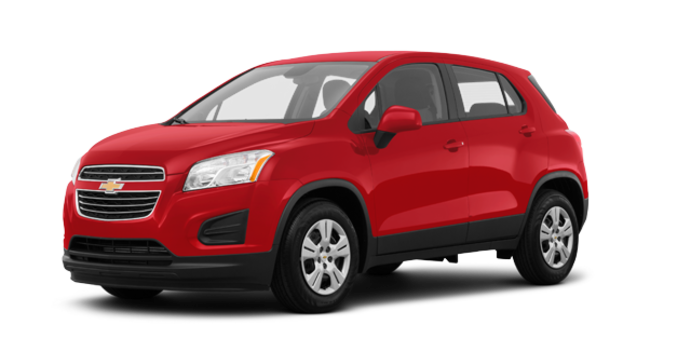 2016 Chevrolet Trax LS | Photo 6 | Red Hot
