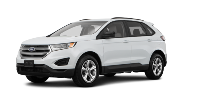 2016 Ford Edge SE | Photo 6 | Oxford White