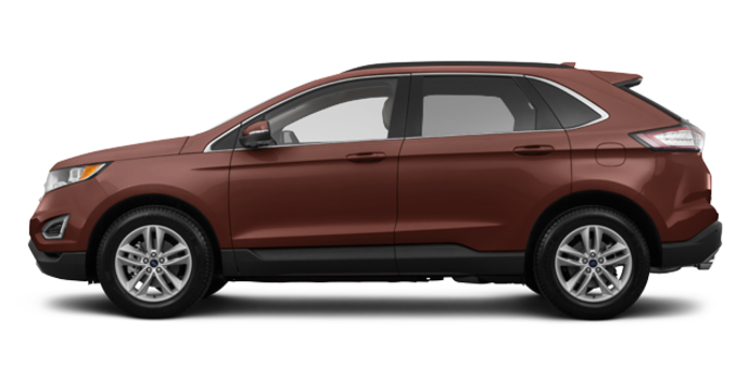 2016 Ford Edge SEL | Photo 4 | Bronze Fire