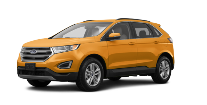 2016 Ford Edge SEL | Photo 6 | Electric Spice