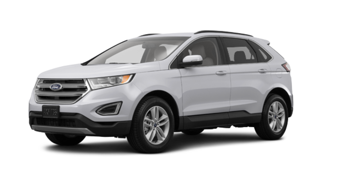 2016 Ford Edge SEL | Photo 6 | Ingot Silver