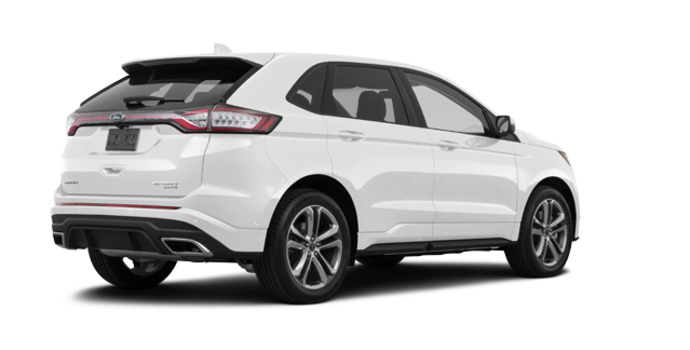 2016 Ford Edge SPORT | Photo 5 | White Platinum