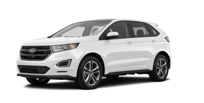 2016 Ford Edge SPORT | Photo 6 | White Platinum