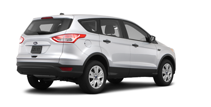 2016 Ford Escape S | Photo 5 | Ingot Silver