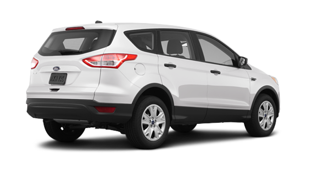 2016 Ford Escape S | Photo 5 | Oxford White