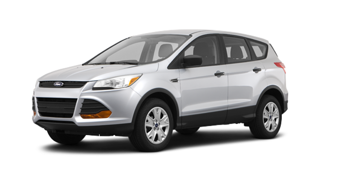2016 Ford Escape S | Photo 6 | Ingot Silver