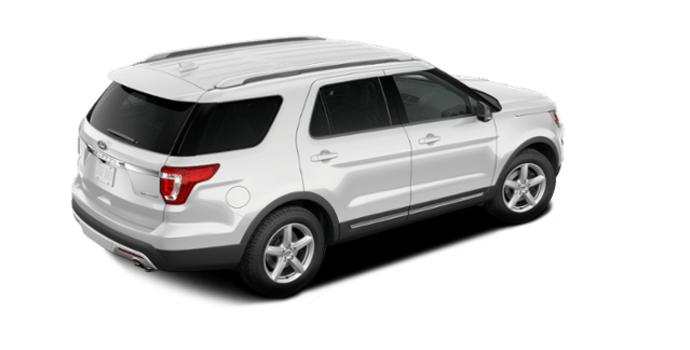 2016 Ford Explorer XLT | Photo 5 | Oxford White