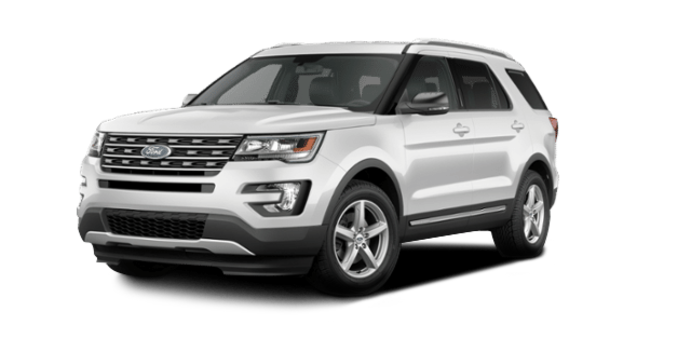 2016 Ford Explorer XLT | Photo 6 | Oxford White