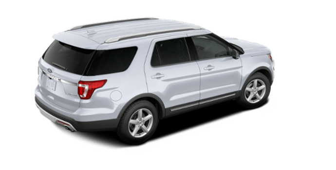 2016 Ford Explorer XLT | Photo 5 | White Platinum