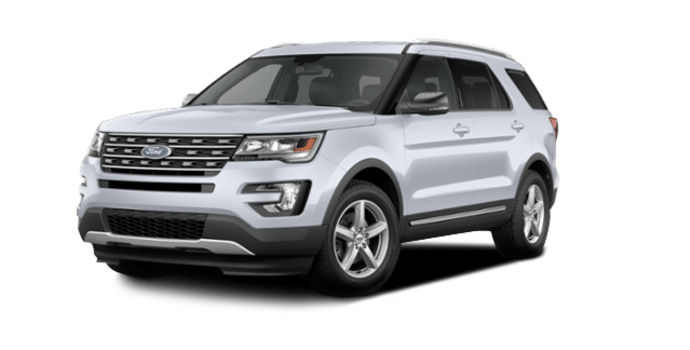 2016 Ford Explorer XLT | Photo 6 | White Platinum