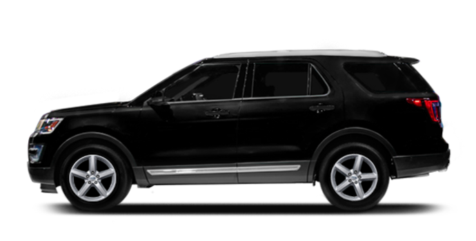 2016 Ford Explorer XLT | Photo 4 | Shadow Black