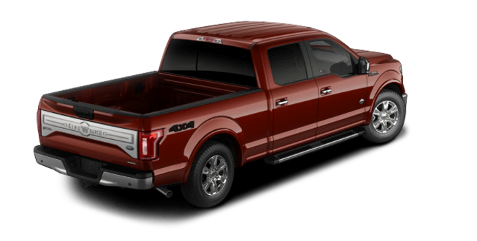 2016 Ford F-150 KING RANCH | Photo 5 | Bronze Fire
