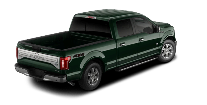 2016 Ford F-150 KING RANCH | Photo 5 | Green Gem