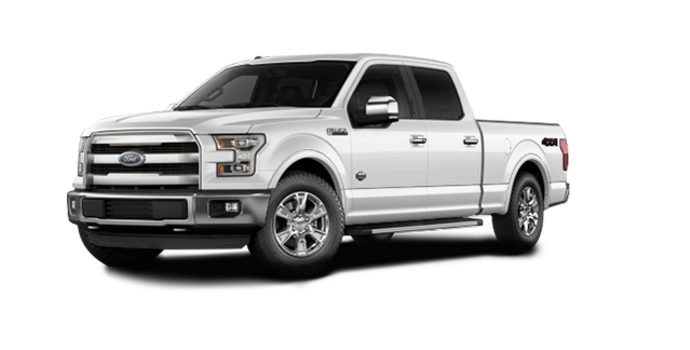 2016 Ford F-150 KING RANCH | Photo 6 | Oxford White