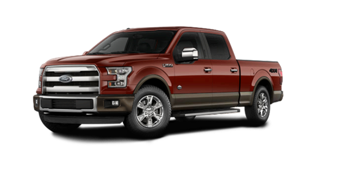 2016 Ford F-150 KING RANCH | Photo 6 | Bronze Fire/Caribou