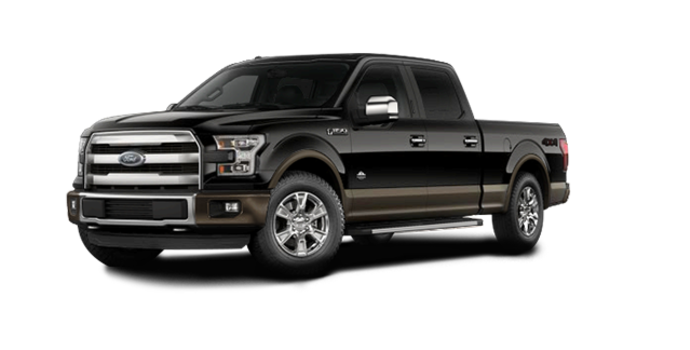 2016 Ford F-150 KING RANCH | Photo 6 | Shadow Black/Caribou