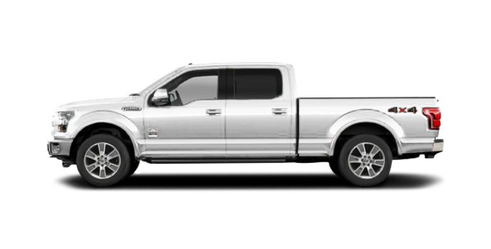 2016 Ford F-150 KING RANCH | Photo 4 | Oxford White