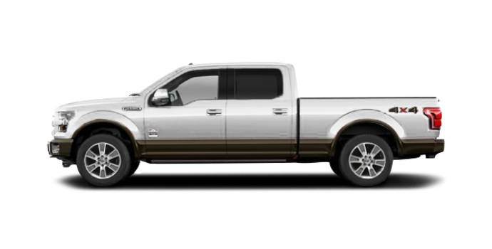 2016 Ford F-150 KING RANCH | Photo 4 | White Platinum/Caribou