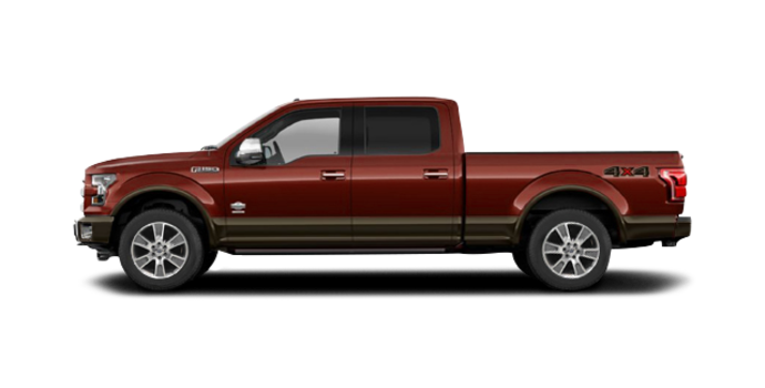 2016 Ford F-150 KING RANCH | Photo 4 | Bronze Fire/Caribou
