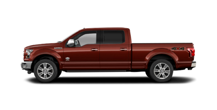2016 Ford F-150 KING RANCH | Photo 4 | Bronze Fire