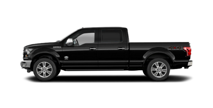 2016 Ford F-150 KING RANCH | Photo 4 | Shadow Black