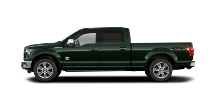 2016 Ford F-150 KING RANCH | Photo 4 | Green Gem