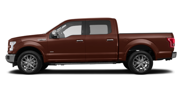 2016 Ford F-150 LARIAT | Photo 4 | Bronze Fire