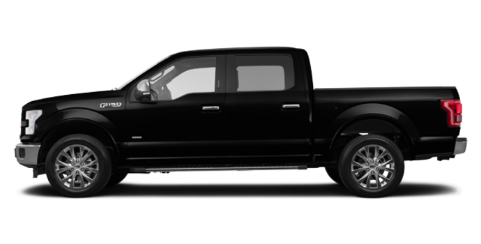 2016 Ford F-150 LARIAT | Photo 4 | Shadow Black