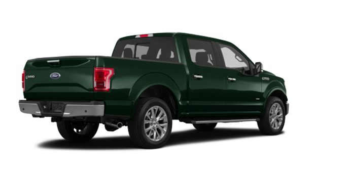 2016 Ford F-150 LARIAT | Photo 5 | Green Gem