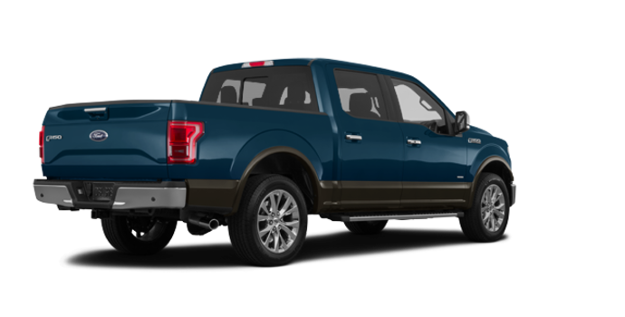 2016 Ford F-150 LARIAT | Photo 5 | Blue Jeans/Caribou