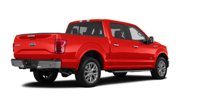2016 Ford F-150 LARIAT | Photo 5 | Race Red