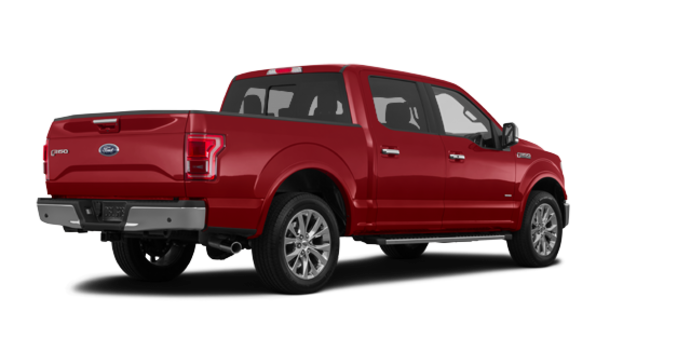 2016 Ford F-150 LARIAT | Photo 5 | Ruby Red