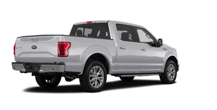 2016 Ford F-150 LARIAT | Photo 5 | Ingot Silver