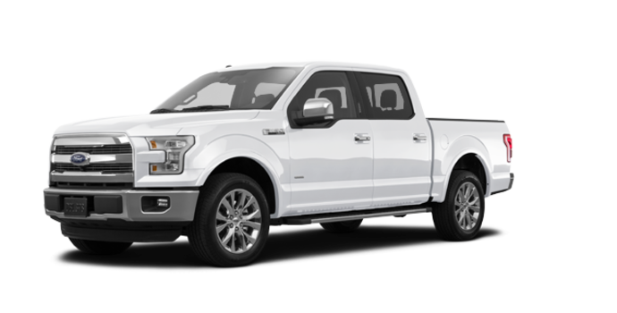 2016 Ford F-150 LARIAT | Photo 6 | White Platinum