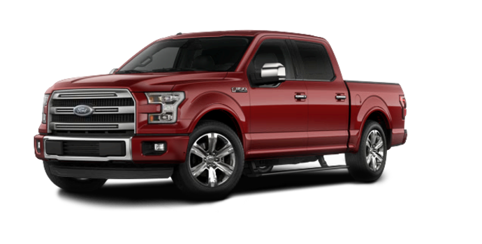 2016 Ford F-150 PLATINUM | Photo 6 | Ruby Red