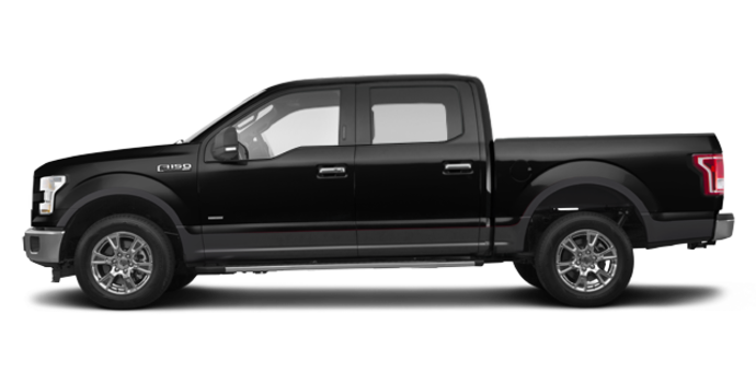 2016 Ford F-150 XLT | Photo 4 | Shadow Black/Magnetic