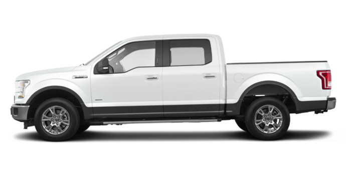 2016 Ford F-150 XLT | Photo 4 | Oxford White/Magnetic
