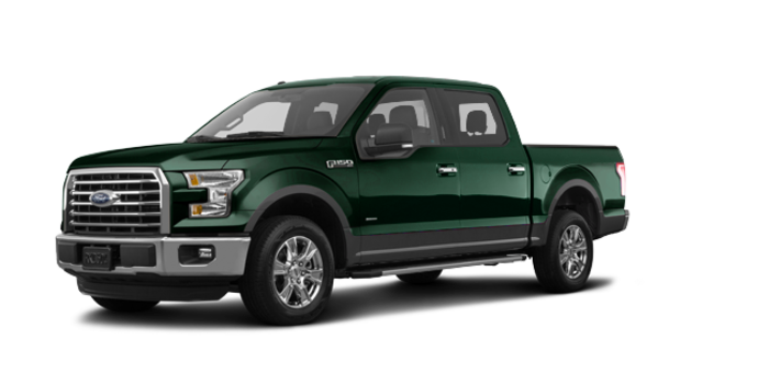 2016 Ford F-150 XLT | Photo 6 | Green Gem/Magnetic