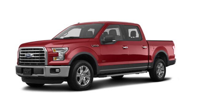 2016 Ford F-150 XLT | Photo 6 | Ruby Red/Magnetic