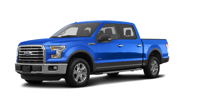 2016 Ford F-150 XLT | Photo 6 | Blue Flame/Magnetic