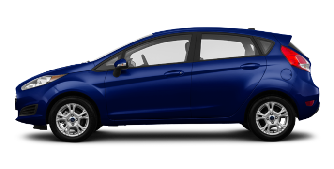 2016 Ford Fiesta SE HATCHBACK | Photo 4 | Kona Blue