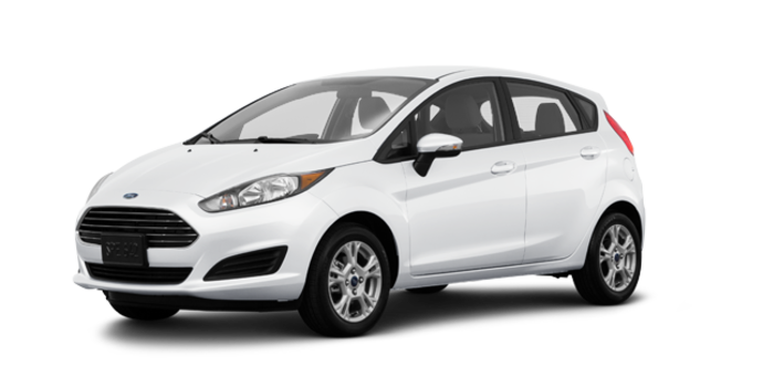 2016 Ford Fiesta SE HATCHBACK | Photo 6 | White Platinum