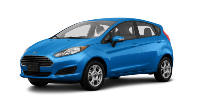 2016 Ford Fiesta SE HATCHBACK | Photo 6 | Blue Candy